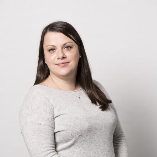 Becky Coales, Senior Administrator