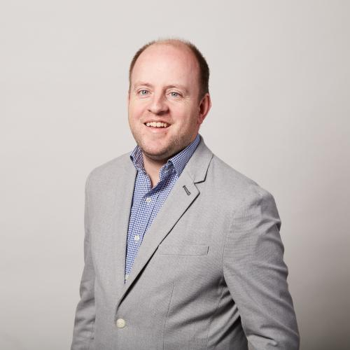 Chris Mullen, Client Account Director