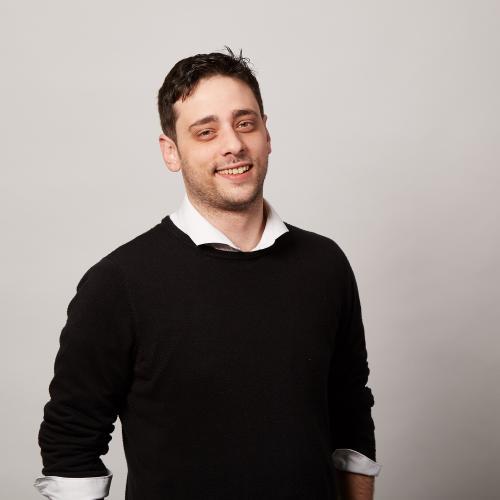 Francesco Tioli, Client Account Manager